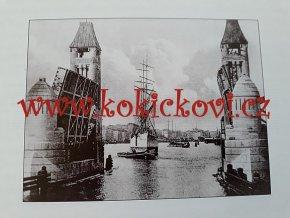 Szczecin z daleka i z bliska. Stettin aus der Nahe und von Ferne. Szczecin from a distance and from near by