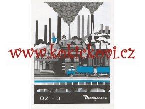 Mototechna - 30 let socialistických služeb motoristům v ČSSR