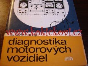 Zdeněk V. Kleinhampl: Diagnostika motorových vozidiel