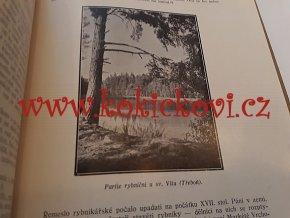František Teplý Příspěvky k dějinám českého rybnikářství 1937