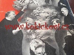 Rašla Anton - Tiso a povstanie. Dokumenty 1947 fotomontáž obálka