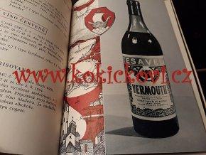 REKLAMNÍ KATALOG ČS. VÍN - 1954 - A5 - CCA 60 STRAN - SEKT - fcb63c6466