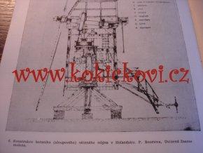 Větrné mlýny na Moravě a ve Slezsku (1965) Václav Burian abecední soupis mlýnů 2sv