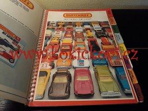 MATCHBOX 1979 KATALOG PRODUKTŮ - AUTA - PANENKY - AUTODRÁHY - STAR TREK - FORMÁT A4