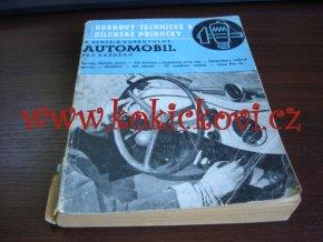 AUTOMOBIL PRO KAŽDÉHO - 1947 - BENEŠ - DOBROVOLNÝ