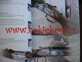 LOVECKÉ ZBRANĚ KRIEGHOF - REKLAMNÍ KATALOG - A4 - 68 STRAN - ANGLICKY - 201?