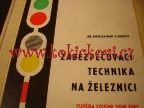 Zabezpečovací technika na železnici  - STAVĚDLA SYSTÉMU VOLNÉ PÁKY A MECHANIZACE STANOVIŠŤ - MATIS 1965