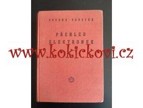 KATALOG ELEKTRONEK BRUDNA POUSTKA 1956 BICHLE