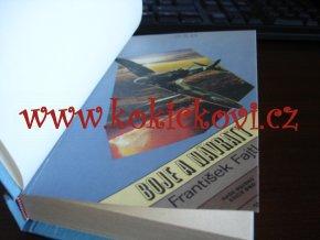 FRANTIŠEK FAJT - BOJE A NÁVRATY - 1986 - 366 STRAN