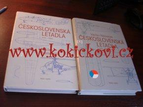 Československá letadla I. a II. (I. díl 1918 - 1945, II. díl 1945 - 1984)