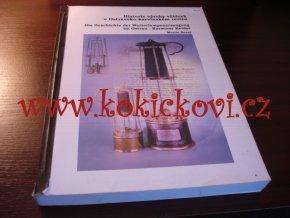 Historie výroby větérek v Ostravsko-karvinském revíru - Martin Beneš