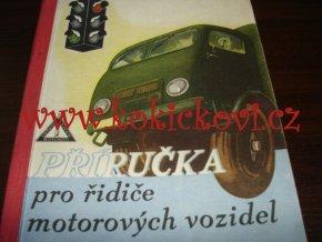 Příručka pro řidiče motorových vozidel