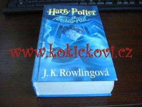 Rowling, J. K: Harry Potter a Fénixův řád, 2004