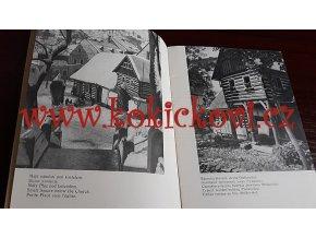 ŽELEZNÝ BROD - PROPAGAČNÍ PUBLIKACE - 194? - 14*19 CM - SKLO - BIŽUTERIE