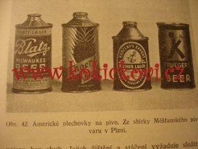 PIVO V LÁHVI A JEHO OŠETŘOVÁNÍ - OLDŘICH MIŠKOVSKÝ - 1944 - PIVOVARNICTVÍ