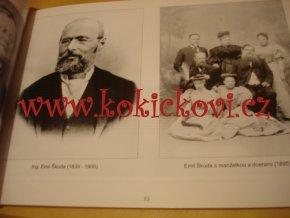 HISTORIE ŠKODA VE FOTOGRAFII - PLZEŇ 1999 - 74 STRAN - NAKLAD 2000 KS