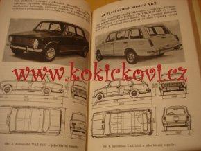 Údržba a opravy automobilů Lada - 1976