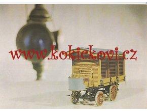 Tatra - první nákladní automobil - prospekt