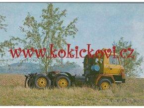 Tatra 815 NTH 22 235 6x6.1 - návěsový tahač - prospekt