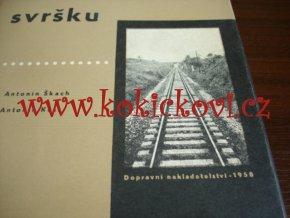 Stavba železničního svršku