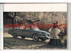 70LET PRODUKCE TATRA 1897-1967 TATRAPLAN TATRA 603