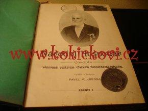 NÁRODNÍ HOSPODÁŘ - 1. ROČNÍK 1906 - KOMPLET 12 ČÍSEL - HOSPODÁŘSTVÍ - ZEMĚDĚLSTVÍ
