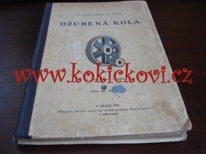 OZUBENÁ KOLA - DR- LADISLAV VÁŇA - PRAHA 1924