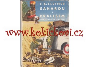 F. A. ELSTNER : SAHAROU A PRALESEM - AERO MINOR