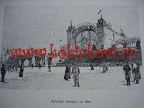 Naše jubilejní výstava v Praze 1891 vzpomínky Františka Křižíka  - 1933