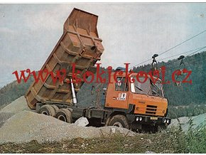 Tatra 815 S 1 Arktik 26 208 6x6.2 - prospekt
