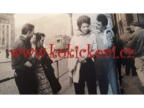 Ústí nad Labem mladýma očima - Adolf Čejchan - Liberec 1965