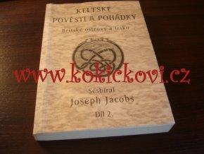 Keltské pověsti a pohádky. Díl 2., Britské ostrovy a Irsko, 1996
