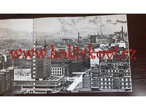 ÚSTÍ NAD LABEM - 12 VELKOFORMÁTOVÝCH FOTOGRAFIÍ - PRESSFOT 1979 - VĚTŠÍ A4