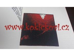 Božstva a kulty - Volvox 1997 - ilustrace Josef Váchal