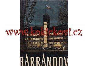 Stanislav Brach - Barrandov. Filmstudio (1959) německy