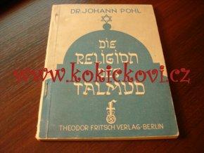 DIE RELIGION DES TALMUD - 1944 - Antisemitismus