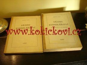 Dějiny rybníkářství na Moravě a ve Slezsku 1+2 - 600 stran