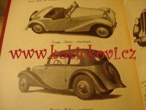 Lexikon československých automobilistů s automobilovým slovníkem v pěti řečech, 1935