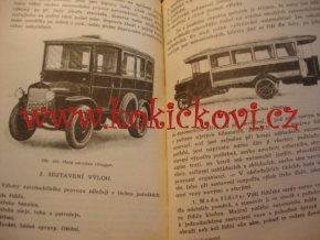 AUTOMOBIL A JEHO OBSLUHA 1926