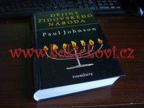 Johnson, Paul: Dějiny židovského národa