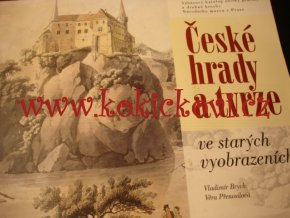 České hrady a tvrze ve starých vyobrazeních