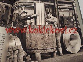 50 let Poldiny huti 1889-1939 - Cinquantenaire des acieries Poldi - FRENCH EDITION 1939