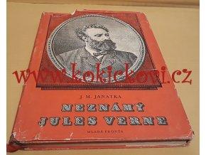 J. M. Janatka - Neznámý Jules Verne - 1959