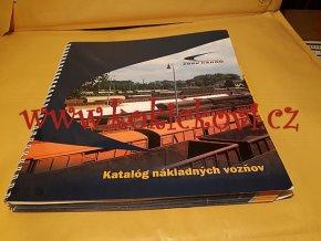 KATALOG NÁKLADNÝCH VOZŇOV - 2007 - katalog nákladnách vozů