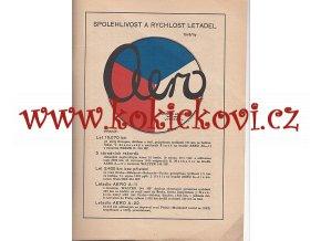 IV. MEZINÁRODNÍ LETECKÁ VÝSTAVA V PRAZE 1927 - VÝSTAVNÍ ČÍSLO - LETECTVÍ - 70 STRAN