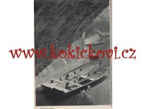PRAHA - HLUBOTISKOVÉ FOTOGRAFIE NEUBERT 1940