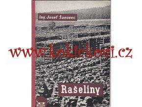 RAŠELINY - ING. JOSEF ŠANOVEC 1947