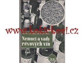 Nemoci a vady révových vín