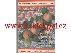 Třídění a oceňování ovoce,zeleniny,hub,lesních plodů a kořenných rostlin / Ing.Robert Beránek 1944