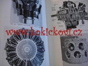 LETECKÉ MOTORY - AIRCRAFT ENGINES SVAZEK 2 - A.W. JUDGE 1947